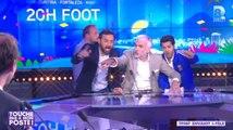 Jamel Debbouze et Cyril Hanouna pertubent le direct d'I-Télé - ZAPPING PEOPLE DU 26/06/2014