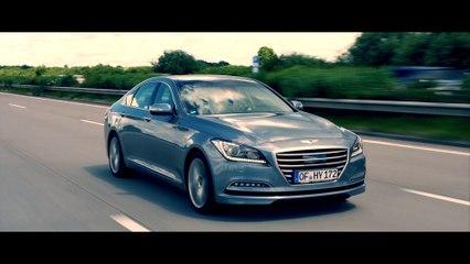 Hyundai All-New Genesis – first footage trailer