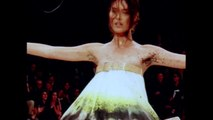 Throwback Thursdays with Tim Blanks - Alexander McQueen's Spring '99 Show Featuring Shalom Harlow and Aimee Mullins