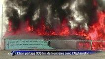 L'Iran détruit 50 tonnes de drogues, sur 575 tonnes saisies