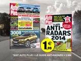 Guide anti-radars Auto Plus 2014 : la pub !