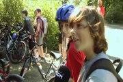 Balade vélo des écoles de Walhain au Bois des Rêves