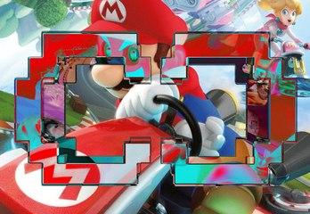 Mario Kart 8, Critique Cruelle.