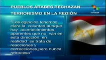 Aunque se camine hacia atrás, avanzamos, afirma diplomático egipcio