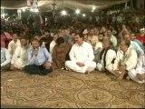 Delegation of pakistan awami tehreek Vist MQM Sit-in Numaish to Solidarity with Mr.Altaf Hussain