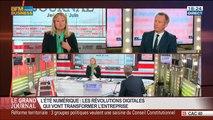 Thierry Jadot, président de Dentsu Aegis Media France, dans Le Grand Journal - 26/06 2/4
