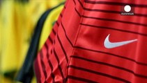 Coupe du monde de foot : le match Adidas-Nike