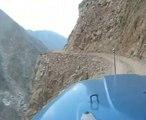 Jeep track towards Fairy Meadows, Gilgat Baltistan, Pakistan