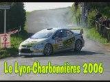 Rallye Lyon Charbonnières 2006
