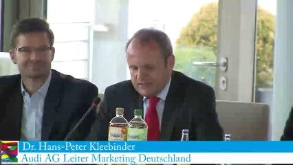Pressekonferenz zur Kieler Woche 2011 - 17.05.2011