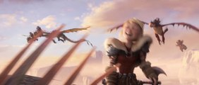 Dragons 2 - Extrait 'Tempête, va chercher !' [VF|HD1080p]