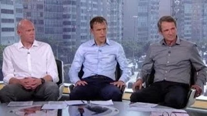 World Cup 2014 - MOTD Pundits React To Luis Suarez Ban