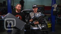 Chris Forsberg & Ryan Tuerck Drifting Missile Car Turbo Upgrade: Drift Garage Ep. 2