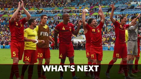 World Cup: U.S Loses, Still Advances