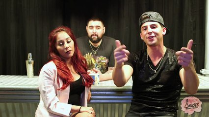 Snooki Interviews B-Capp From Team Snooki Music