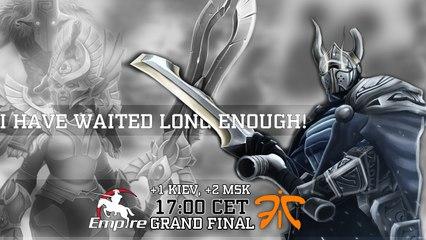 Empire vs FnatiC g5 @ D2CL S3