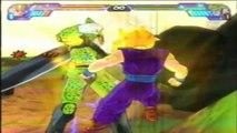 ドラゴンボールZ Sparking! METEOR- Gohan Vs 4 Cells Jrs y Cell Perfect