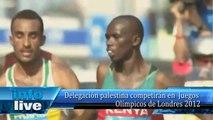 Delegación palestina competirán en Juegos Olímpicos de Londres 2012
