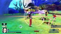 One Piece Unlimited World Red - Punk Hazard, Enies Lobby et l'île des Hommes-Poissons