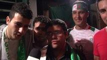 """Coupe du monde : """"Il faut fêter et encore fêter la qualification de l'Algérie"""""""
