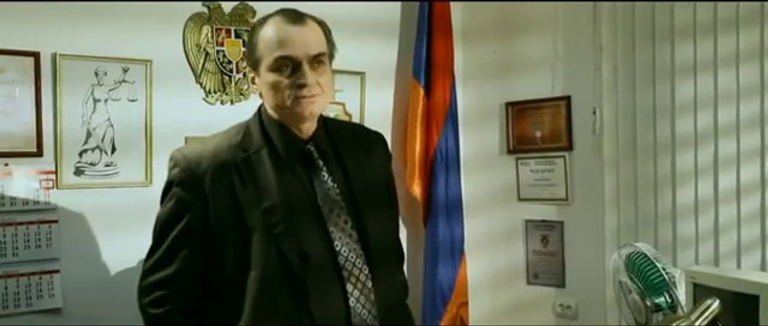 Смотреть онлайн армянский сериал Xaghic durs_21