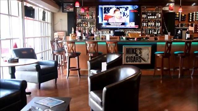 The Lounge at Mikes Cigar Bar