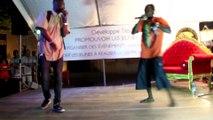 Fête De La Musique Orléans 2014 -- Mizzy(BMC) feat Jopapy Rap Francais