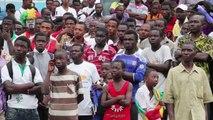 Mondial-2014: grosse déception des supporteurs ghanéens à Accra