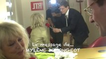 """Réactions de Princess Erika et Mylène Demongeot dans Les Grosses Têtes Spéciale """"dernière de Philippe Bouvard"""" sur RTL"""