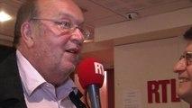 """Réactions de Bernard Mabille et Jacques Balutin  dans Les Grosses Têtes Spéciale """"dernière de Philippe Bouvard"""" sur RTL"""