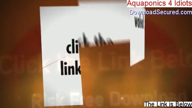 Aquaponics 4 Idiots Reviewed [Legit Review]