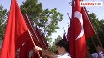 Atatürk'ün Sivas'a Gelişinin 95'inci Yıldönümü Kutlandı