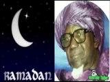 Sermon Serigne Abdoul Ahad Mbacké sur l'Observation du Croissant Lunaire