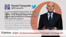 #tweetclash : #GPA : le Gouvernement Privilégie l'Ambiguité