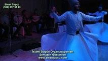 dini düğün organizasyonu ve ilahi grubu ile semazen grubu programı bursa düğün salonları
