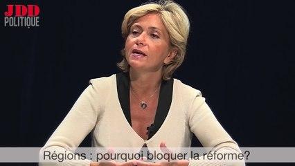 """Quand Valérie Pécresse invente la région """"Poichenli"""""""