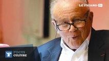 """Très ému, Philippe Bouvard a dit adieu aux """"Grosses têtes"""""""