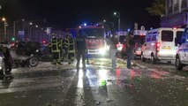 Disturbios tras clasificación de Argelia