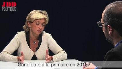 """Pécresse : """"Ma priorité, c'est l'Ile-de-France"""""""
