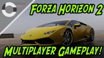 Forza Horizon 2 Gameplay - First Impressions on 'Multiplayer Gameplay' at E3 on Xbox One