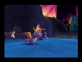 Frapsoluce Spyro 3 : Partie 17 - Iles de cristal