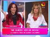 Pronto.com.ar Iliana Calabró habla de amor