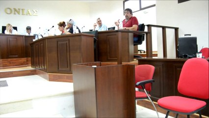 Δημοτικό Συμβούλιο Παιονίας 26-06-14 Ερωτήσεις - Απαντησεις Δημοτικών Συμβούλων