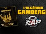 """L'Algérino explique  """"Gamberge"""" en live dans Planète Rap"""