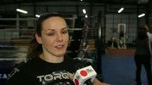 UFC 175: Alexis Davis surprised to be taking on Ronda Rousey
