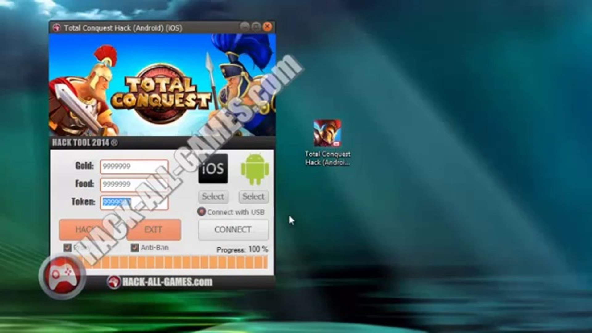 Total Conquest Hack Tool Download (Android) (iOS)