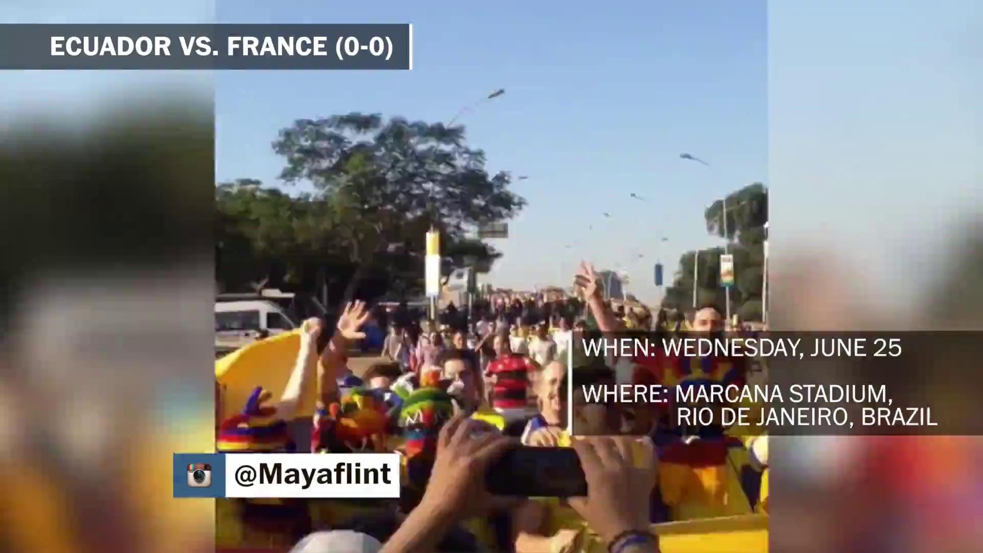 World Cup week 2: Wins (and ties) worldwide