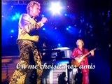 JOHNNY HALLYDAY - JE SUIS NE DANS LA RUE (Concert live à la tour Eiffel 2000)