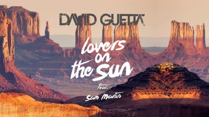David Guetta feat. Sam Martin - Lovers On The Sun (Teaser)