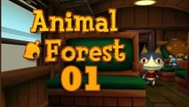 Lets Play - Animal Forest (Animal Crossing 64) [01]